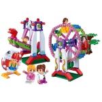 [3D퍼즐마을][반바오] BO6110 놀이동산