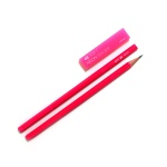 네온 지우개 연필 세트
