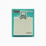 [어드벤처타임] 스티키 메모 패드 - 비모