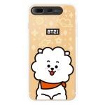 BT21 iPhone8 Plus /7 Plus RJ 미러 라이팅 케이스 (Hybrid)