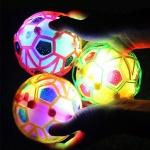 LED 라이트 손잡이 점프볼 탱탱볼 터치볼 공놀이 선물