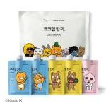 김세정의 원픽 코코랩한끼_스타터+단호박&옥수수수염