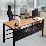 래티코 팰리 철제 LPM 디자인 사무용 컴퓨터 책상1200