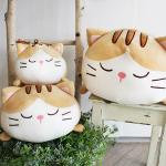 모찌모찌 베르 고양이쿠션 S