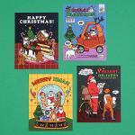 아르디움 크리스마스 카드 ver.3