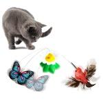 펫디아 플라이 자동 고양이 장난감