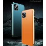 아이폰11pro/max/프로맥스 마그네틱 투명 메탈 범퍼케