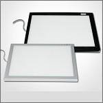 아트라이트 메탈630 슬림형 LED 라이트보드 라이트박스 애니메이션 및 디자인 패턴작업