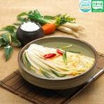 전통식품인증 웰쉐프 백김치 3kg