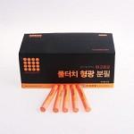 하고로모 분필-탄산형광 오렌지 1박스 18통 (1,296本)