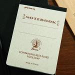 [펜코] FOOLSCAP 공책 / A7