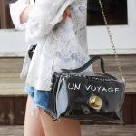 VAG117 투명백 미니백 여성가방 숄더백 CH1409324