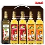 [에스파놀라]올리브유1+포도씨유2+해바라기2 선물세트