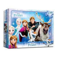 [Disney] 디즈니 겨울왕국 직소퍼즐(150피스/D150-23)