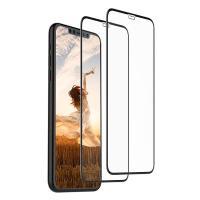 뮤즈캔 아이폰11 3D 풀커버 액정강화유리