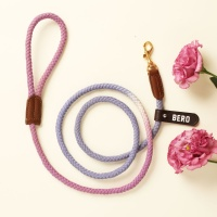 (LONG TYPE) SMART LEASH_LAVENDER GARDEN