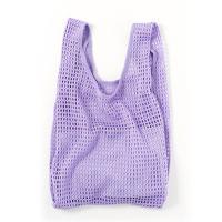 [바쿠백] 메쉬백 여름 그물가방 + 파우치 Lilac