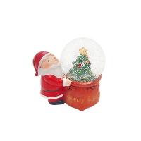 핀란드 선물 산타 워터볼