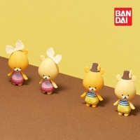 반다이 하코룸 쌍둥이 루루&로로 키트 / 조립 장난감