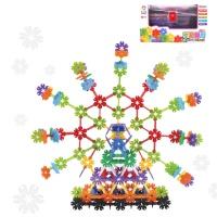블럭팡 벚꽃블럭 학습용 교육용 창의력 두뇌발달
