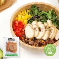 [허닭] 오리지날 슬라이스 닭가슴살 훈제맛 200g