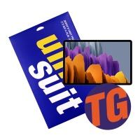 갤럭시탭S7 플러스 12.4형 강화유리 슈트 1매