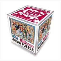 원피스 직소퍼즐 미니 Cube 108pcs: 출동준비