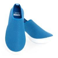 플라우나 남여공용 메쉬 슬립온 아쿠아슈즈 - 블루