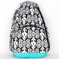 [ALL FOR COLOR]TENNIS BACKPACK - AZTEC IKAT
