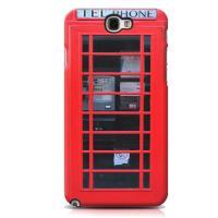 프리미엄 레드 영국 전화박스(갤럭시노트2)