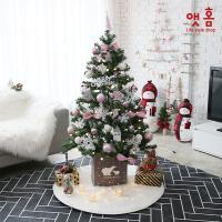 앳홈 블루밍 핑크 크리스마스 트리 160cm