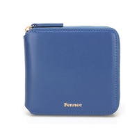 Fennec Zipper Wallet 지퍼 월렛  018 Dusty Blue