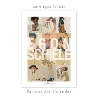 [2019 명화 캘린더] Egon Schiele 에곤 실레