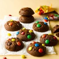 피나포레 x 자도르 M&M 초콜릿 쿠키 만들기