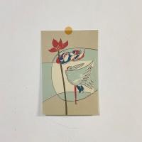윤동주 하늘과바람과별과시 시집 디자인 엽서