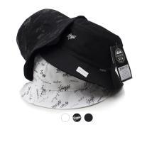 [디꾸보]양면 벙거지 레터링 모자  OH156