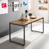 [e스마트] 스틸 테이블 1400x600 (사각다리)