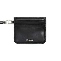Fennec Necklace Card 001 Black