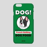 [어프어프] 하드케이스 French bulldog-green