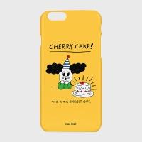 [어프어프] 하드/터프/슬라이드 Poovely cake-yellow
