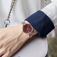 [쥴리어스공식] JA-1229 여성시계 메탈시계 메쉬밴드