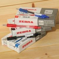 [Zebra] 0.5mm 얇 중성펜-일본 제브라 사라사 JJ3 1다스(12자루)