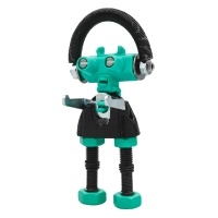 OFFBITS ROBOT KIT-BABABIT 바바비트(초록로봇)