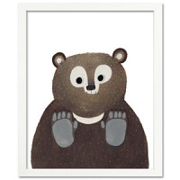 [Millim] Zoo_Frame_Bear_3호