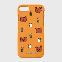Bear and rabbit-orange(color jelly)