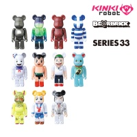 [KINKI ROBOT] 베어브릭 BEARBRICK 33 SERIES (1600033)