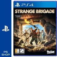 PS4 스트레인지 브리게이드 한글판
