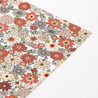 Fabric Sticker - 70 Tasha tudor : garden