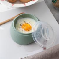 (국산) 파스텔 실리콘 계란 반숙기 - 3color