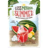 노스텔직아트[22298] Watermelon Summer Shake